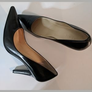 Ralph Lauren black pumps